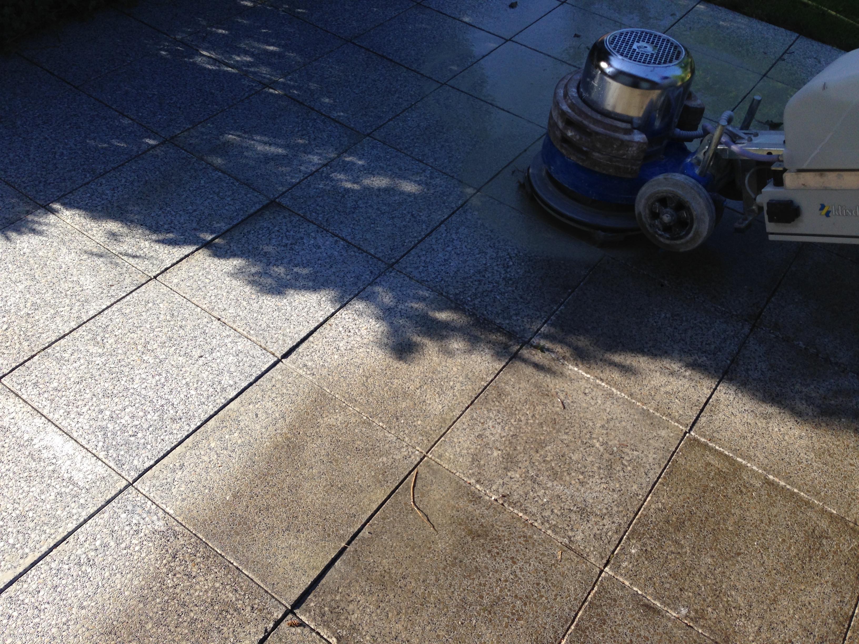Beliebt Granit reinigen und pflegen außen - RCS-Steinbodensanierung ZC12
