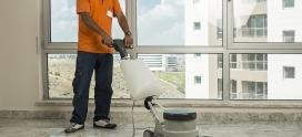 Granit reinigen und pflegen innen